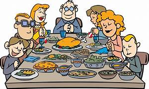 Clip art of dinner meals clipart 2 - Clipartix