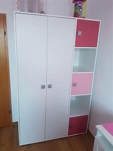Kleiderschrank Für Mädchen : m dchen kleiderschrank wei rosa web ~ Frokenaadalensverden.com Haus und Dekorationen