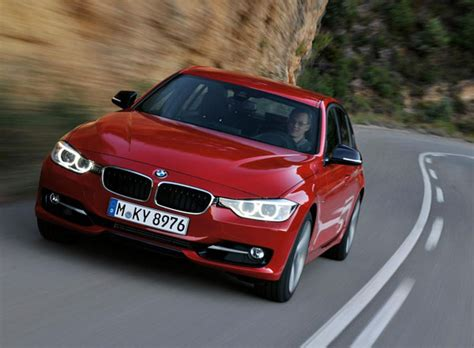 Bmw Reveals The Next Generation 3 Series  Auto Industry News