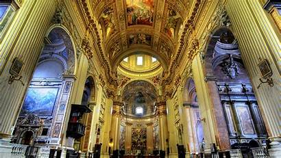 Vatican Wallpapers Valle Andrea Sant Della Basilica