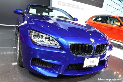 2012 Nyias 2012 M6 Convertible World Premiere And 2013 M6