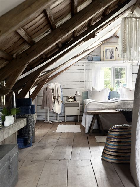 Awesome Attic Loft Bedroom by 70 Cool Attic Bedroom Design Ideas Shelterness