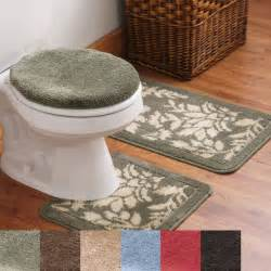 create a colorful setting with bathroom rug sets home decor