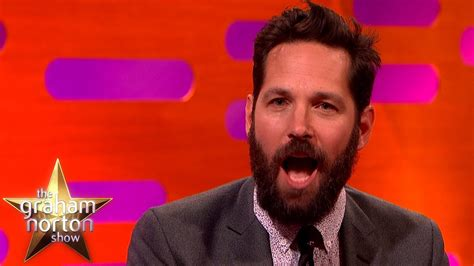 Paul Rudd Opens Up About His Embarrassing Fangirl Moment ...