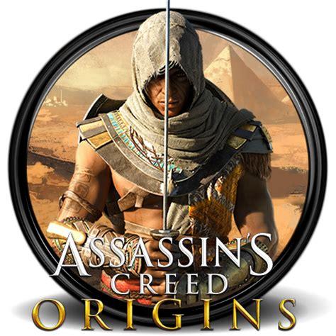 Assassin S Creed Series Wallpaper Assassins Creed Origins Icon By Awsi2099 On Deviantart