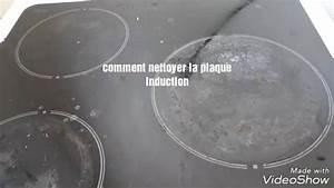 Nettoyer Une Plaque Vitrocéramique : astuce comment nettoyer la plaque induction youtube ~ Melissatoandfro.com Idées de Décoration
