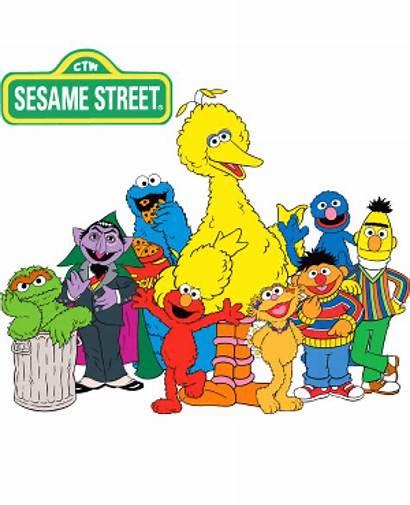 Sesame Street Elmo Ernie Monster Cookie Bert