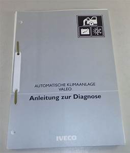 Diagnosis Guide Iveco Automatic Air Conditioning Valeo