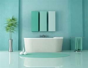 Bad In Türkis : wandfarbe t rkis 42 tolle bilder ~ Sanjose-hotels-ca.com Haus und Dekorationen