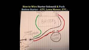 10  Engine Start Button Wiring Diagram