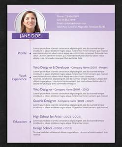 21 stunning creative resume templates With creative resume format