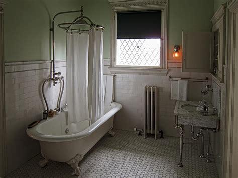 victorian campbell house bathroom photograph  daniel