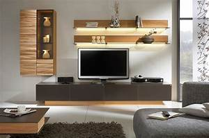 Awesome white brown wood glass cool design contemporary tv for Modern cabinets for living room