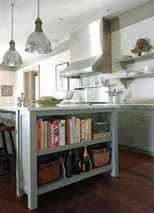 Gray green kitchen cabinets cottage kitchen benjamin for What kind of paint to use on kitchen cabinets for green canvas wall art