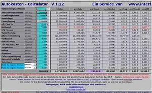 Steuern Für Auto Berechnen : auto kosten rechner download ~ Themetempest.com Abrechnung