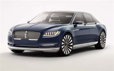 2017 Lincoln Continental Concept by 2017 Lincoln Continental Concept Price And Specs Http