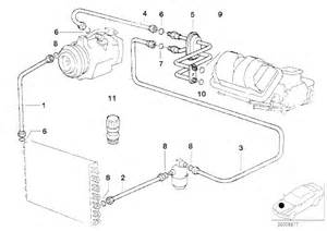 Just Bought A 1993 325i Bmw And Need To Replace The Leaking Hoses To The Evaporator  I Have Been
