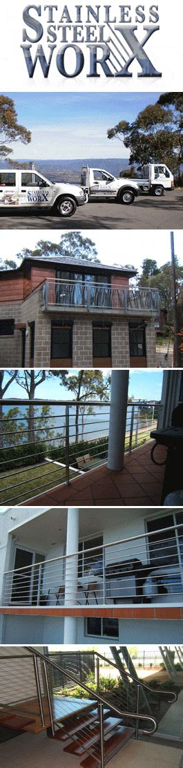 stainless steel worx   sydney penrith blue