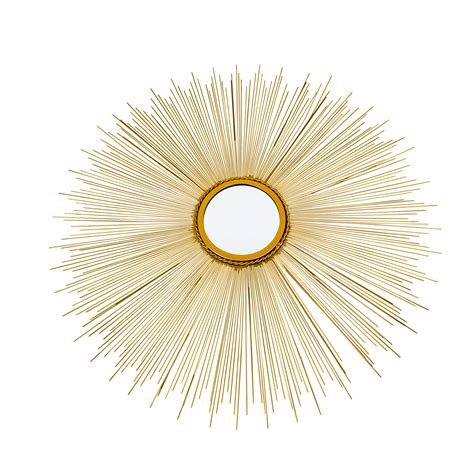 Safavieh Sunburst Mirror by 54 Safavieh Safavieh Gold Sunburst Mirror Decor