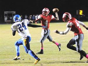 Photos: Lord Botetourt hosts William Fleming in varsity ...