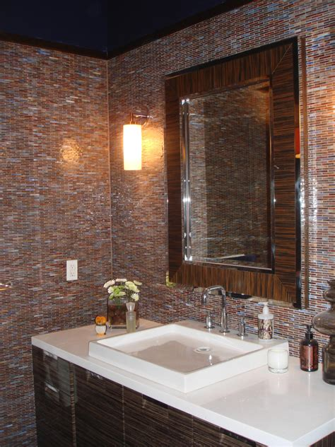 ideas  mosaic tile bathroom design