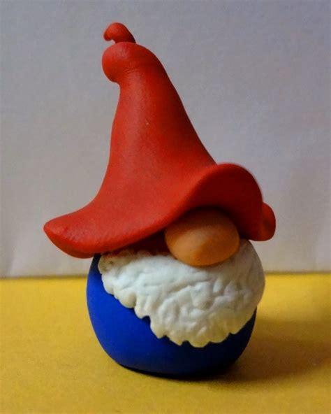 njord  gnome  clay gnome molding  cut