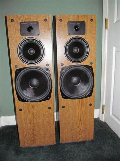 Boston Acoustics T930 Original Series 1 Speakers   eBay