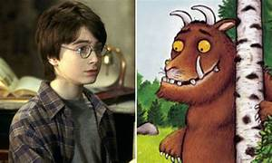 Harry Potter beats the Gruffalo in children's vote for ...