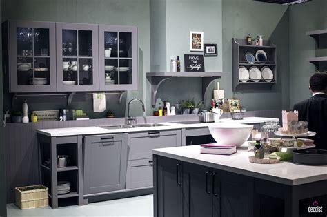 classic  trendy  gray  white kitchen ideas