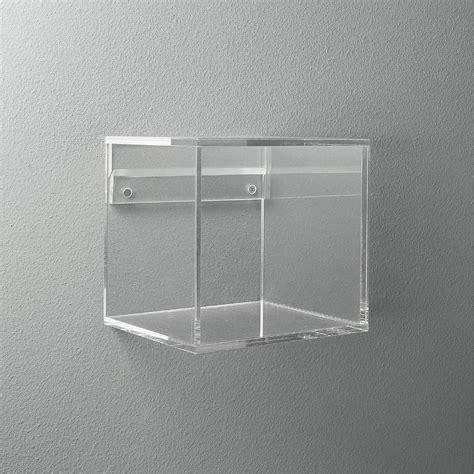 acrylic wall mounted format cube