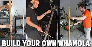 Build a Les Claypool Whamola, Seasick Steve lesson, new ...