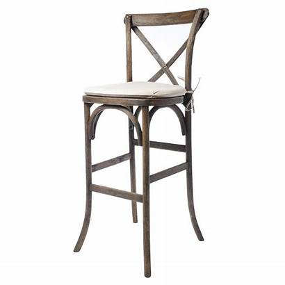 Rustic Bar Stool Chairs Eventrents Event