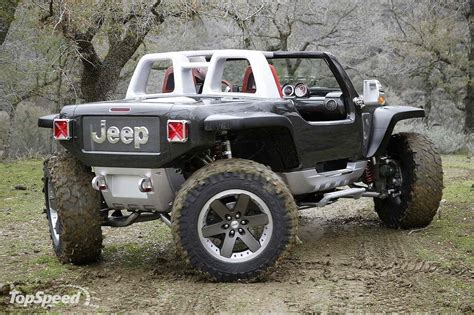 Future Jeep Truck by Jeep Hurricane The Future Of Roading Jeep