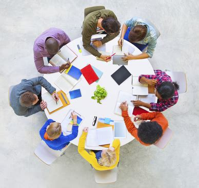 """Start A """"let's Talk"""" Round Table Discussion  Safe To Learn"""