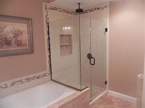 small bathroom tub ideas glass shower enclosures bathroom renovations
