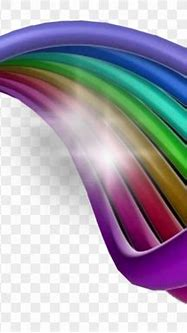 3d Swirl Rainbow - Graphic Design Clipart (#3879644) - PikPng