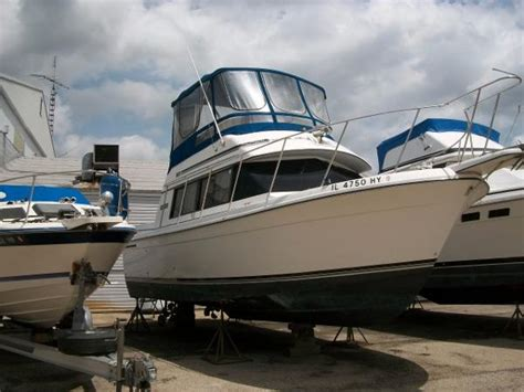 Carver Boats For Sale In Illinois by Carver Voyager Boats For Sale In Illinois