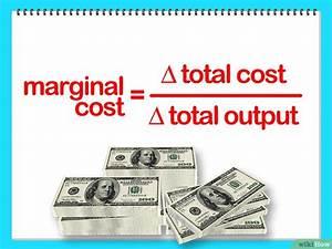 Variable Berechnen : marginale kosten berekenen wikihow ~ Themetempest.com Abrechnung