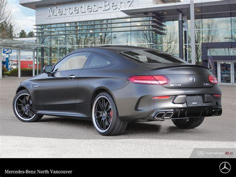 Explore the amg c 63 s sedan, including specifications, key features, packages and more. Mercedes-Benz North Vancouver | 2020 Mercedes-Benz C63 S AMG Coupe | #20971839