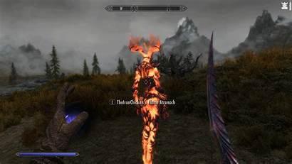 Skyrim Mods Trap Soul Summon Souls Nexus