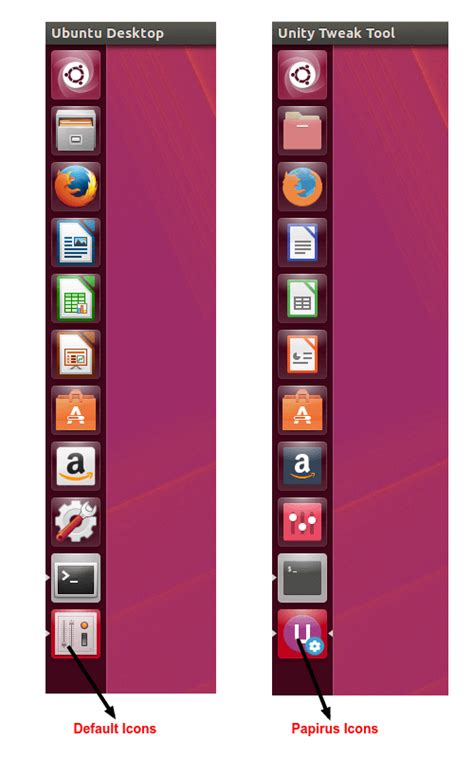 How To Install Papirus Icon Theme On Ubuntu 1604 And
