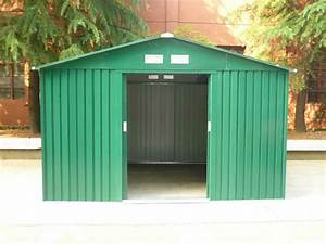 8x10ft metal garden shed for hot sale buy metal garden With aluminium sheds for sale