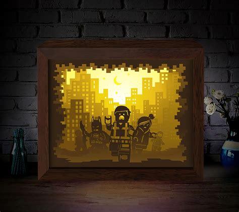 Nightmare Before Christmas Light Box Svg  – 277+ SVG File for DIY Machine