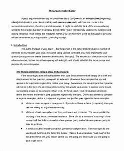 Essay In English For Students Causal Argument Paper Topics Telling The Truth Essay Essay Thesis Examples also Examples Of An Essay Paper Causal Argument Essay Outline Writing Definition Essay Causal  Modest Proposal Essay Ideas