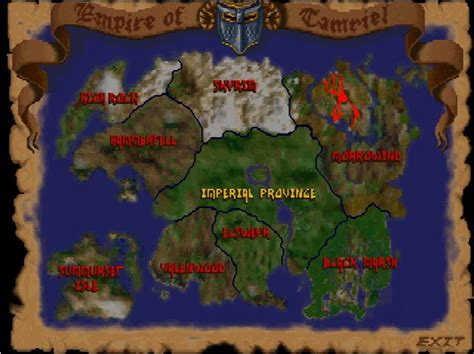 elder scrolls arena full version file mod db