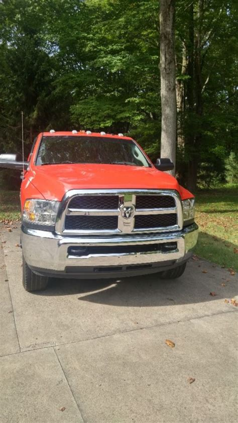 Dodge Small Truck by Small Dent 2015 Dodge Ram 2500 Truck For Sale