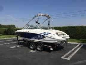 Jet Boats For Sale Ontario by 2009 Used Yamaha 212x Jet Boat For Sale 23 900