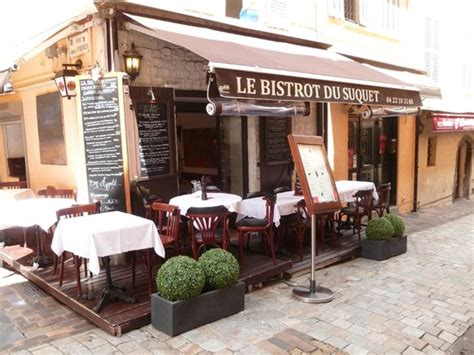 cannes cuisine cannes restaurants le bistrot du suquet churchmouse