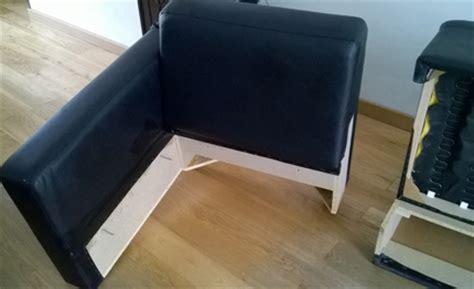 restaurer un canape en cuir restaurer un canap 233 couture tuto couture facile pour d 233 butant