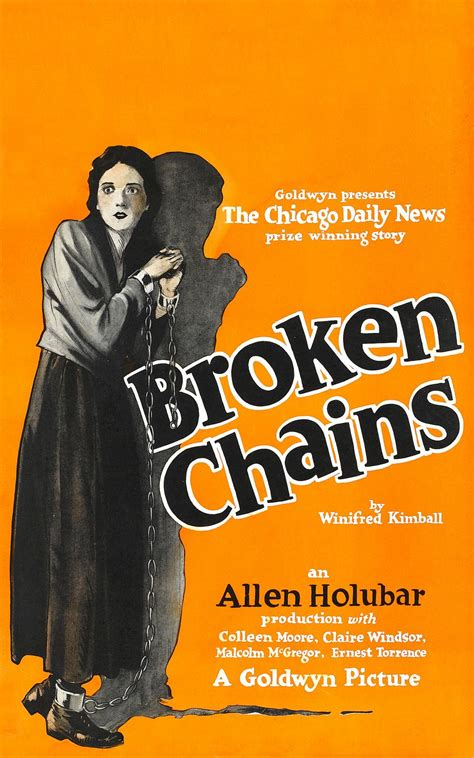 broken chains film wikipedia